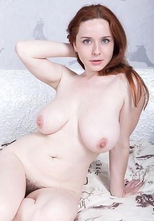 Big Tit Redhead Porn Pictures
